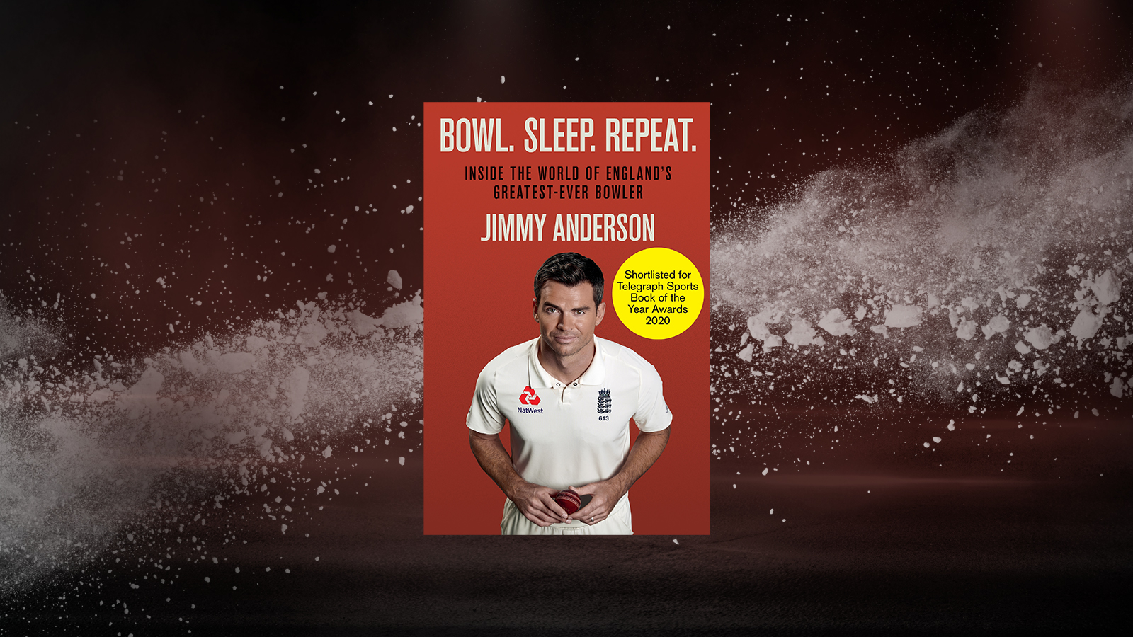 Interview with Felix White, Ghostwriter of Jimmy Anderson's Autobiography 'Bowl. Sleep. Repeat.'