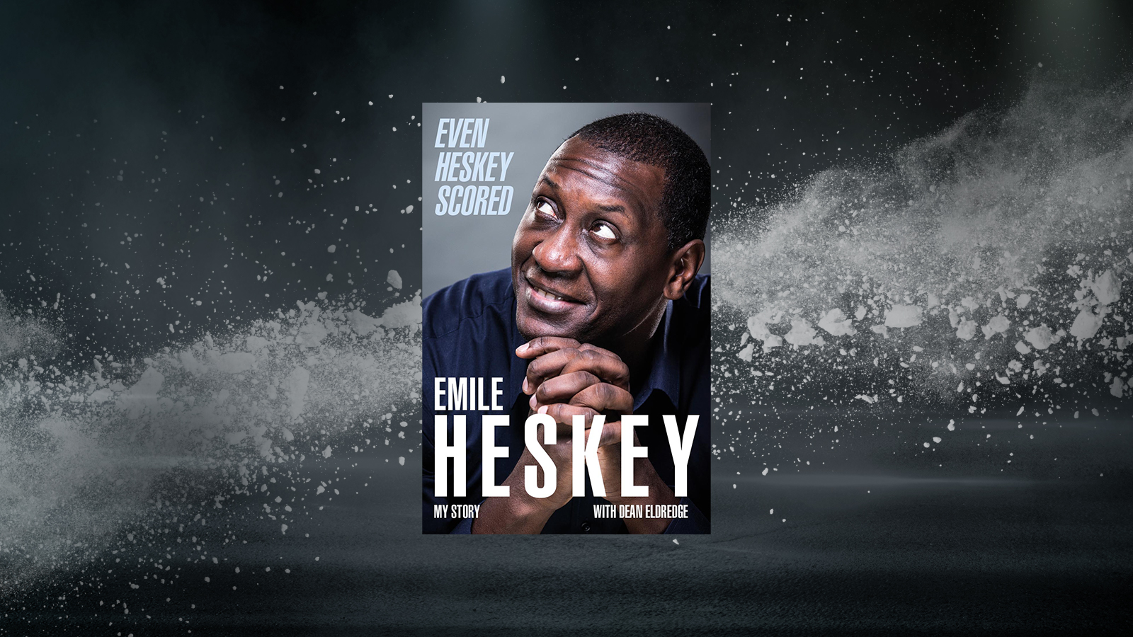 Interview with Dean Eldredge, Ghostwriter of Emile Heskey's Autobiography, 'Even Heskey Scored'.