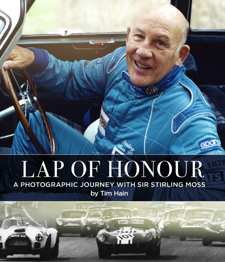 Lap of Honour Front Cover