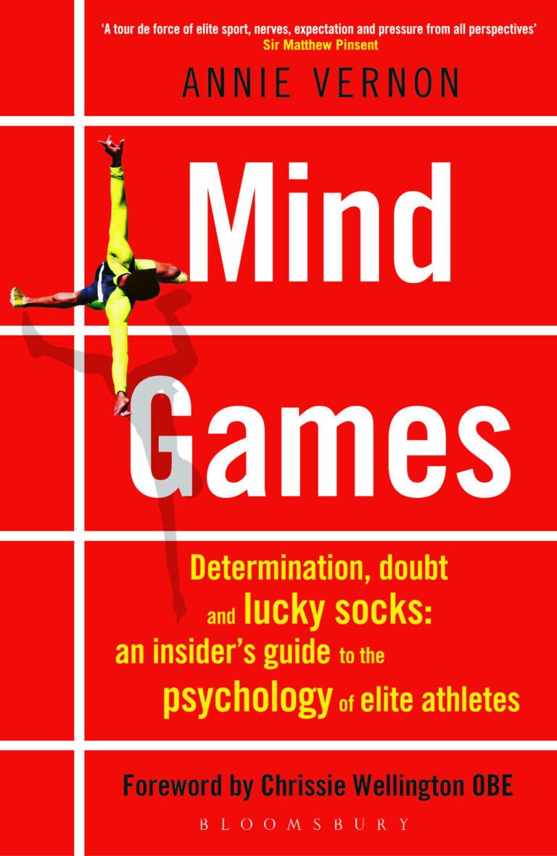 Mind Games by Annie Vernon