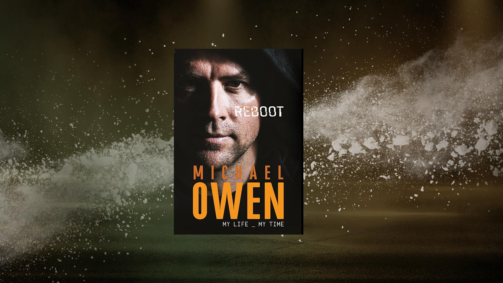 Interview with Mark Eglinton, Ghostwriter of Michael Owen's Autobiography 'Reboot'