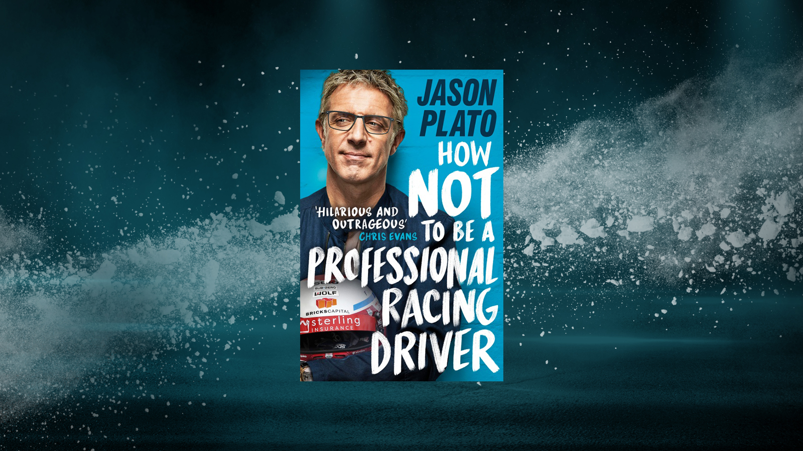 Interview with James Hogg, Ghostwriters of Jason Plato's Autobiography 'How Not to be a Professional Racing Driver'
