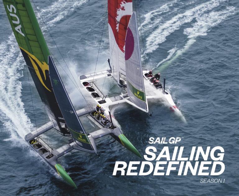 SailGP cover