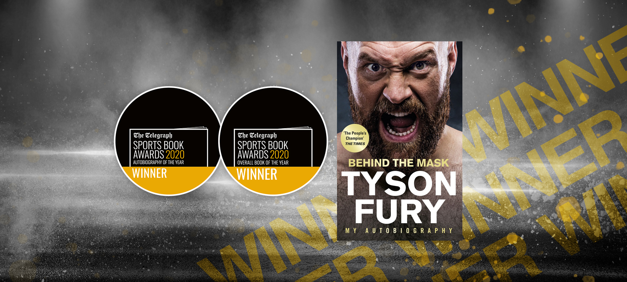Tyson Fury Does the Double